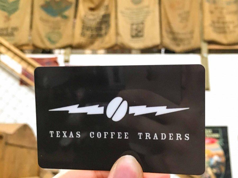Tejas Visits Texas Coffee Traders